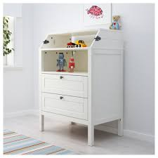 sundvik changing tablechest of drawers white  ikea