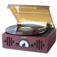 Купить виниловый <b>проигрыватель ion trio</b> lp с радио в интернет ...