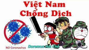 Việt Nam Quyết Tâm Chống Dịch Chế 5 Anh Em Trên Một Chiếc Xe Tăng - IMF -  PN - [Doremon Hát Chế] - YouTube