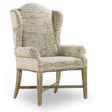 upholstered wingback chairs homesfeed french country upholstered chairs