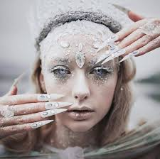 28 ice queen makeup looks that are chill af
