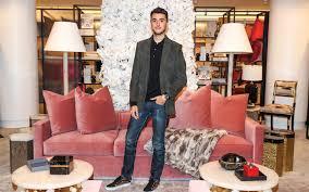 Ryan Korban Design Designer Ryan Korbans Debut Furniture Line Is Like A