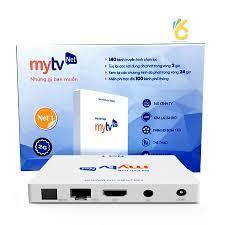 Android Tivi Box Mytv Net 1 Bản 2GB - Truyền Hình 100 Kênh Bản Quyền