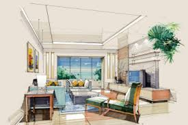 New Ideas Interior Design Sketches Bedroom Sketch Of Living Room 3dwire  Frame Render Easy Amazing Decor