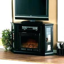 corner fake fireplace corner electric fireplace