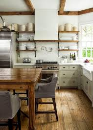 80 Best Rustic Farmhouse Kitchen Cabinets Makeover Ideas wholiving
