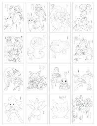 Pokemon Cards Printable Kanarienvogel Info