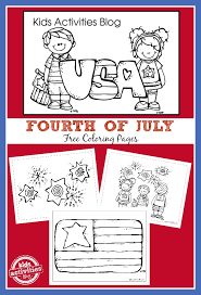 These black and white fourth of july coloring pages are free. Fourth Of July Coloring Pages