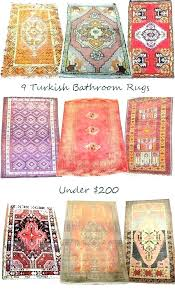 extra long bathroom rugs extra long bathroom runner rugs long bath rug bathroom runner rugs great