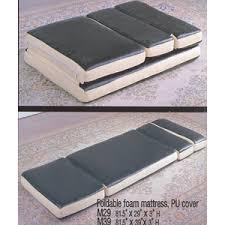 folding foam mattress. Extra Long Memory Foam Fold-able Mattress M_(AVIFS) Folding