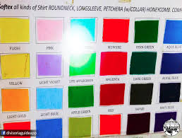 Lifeline Polo Shirt Color Chart T Shirts Polo Shirts Available In Juan Luna Come In A Wide