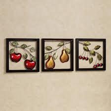 2018 popular kitchen wall art sets