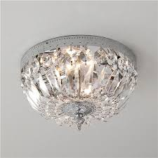 antique reion cut crystal basket flush mount hall lights throughout chandelier prepare 16