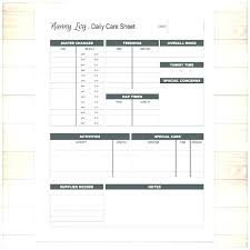 Nanny To Do List Template Daily Non Conformance Log Template Excel Project Checklist