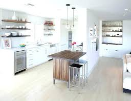 open shelf kitchen open shelf kitchen cabinets dark wood shelving in the kitchen matches the open open shelf kitchen
