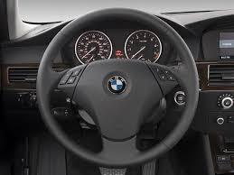 All BMW Models 2008 bmw series 5 : 2008 BMW 5-Series Steering Wheel Interior Photo | Automotive.com