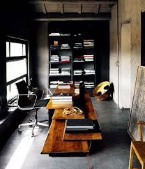masculine home office. Masculine Home Office With Wooden Desk N