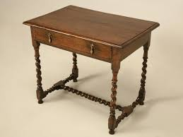 1700s English Country Style Writing Desk Table  Furniture I Like Country Style Writing