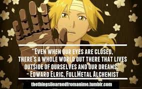 ✨Fullmetal Alchemist Quotes✨ Anime Amino Delectable Anime With Rude Quote