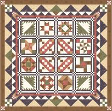 Memory Lane 2009 Block of the Month Quilt Free From Block Central! &  Adamdwight.com