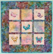 Wall Hanging with Butterfly Quilt Blocks - Advanced Embroidery Designs &  Adamdwight.com