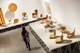 the eames office. The Sprawling Retrospective At London\u0027s Barbican Art Centre Proves There Is Still Much To Say About Design\u0027s Favorite Duo. Eames Office