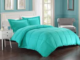 down comforter sets king. Wonderful King KingLinen Turquoise Down Alternative Comforter Set King Throughout Sets A
