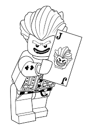 The Joker Coloring The Lego Batman Movie Get Coloring Pages