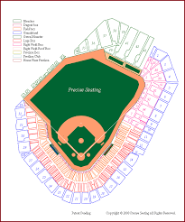 fenway park seating chart red sox