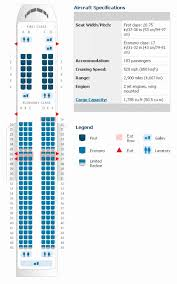 53 Explanatory Delta Boeing 757 Seatguru