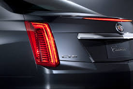 Cadillac Cts Lights 2014 Cadillac Cts Elevates To Challenge Worlds Best