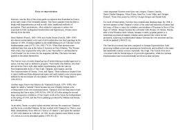 english essay format writing ideas example of formal essay writing