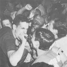 A benefit in faithful memory of Aaron Straw at The Anthrax (Norwalk, CT) on  9 Jul 1989   Last.fm