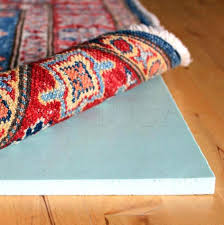 architecture stunning red blue patterned best rug pads for hardwood floor with in pad floors idea