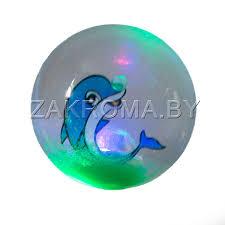 светящиеся <b>мячики прыгуны</b> с блестками разные цвета