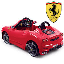 Licensed Ferrari Ride On Car Kids Electric