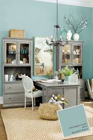 home office wall color ideas photo. Awesome Home Office Color Ideas In Ballard Designs Summer 2015 Paint Colors Spaces And Wall Photo