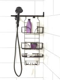 wall mount shower caddy with make a space handheld heads bath and 2771x3683px