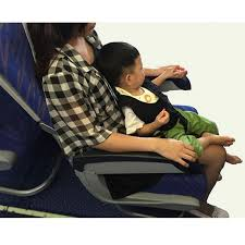 free dual use baby hold car seat belts aircraft train baby seat belt home chairs fixed seat belts black color 0 2 years in seat belts padding