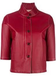 loro piana cropped leather jacket burdy beige women clothing loro piana saks loro piana bellevue bag authorized dealers