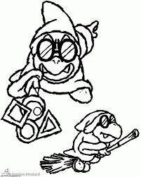 Diddy Kong Kleurplat Disegno Di Donkey Kong Da Colorare Disegni Da