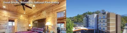 5 best hotels near great smoky mounns national park