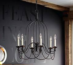greenhouse chandelier