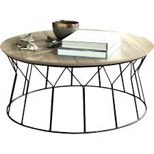round coffee table target cool tables small australia nz hudson cage black