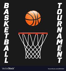 Design Basketball Flyer Or Web Banner Design With Basketball Hoop