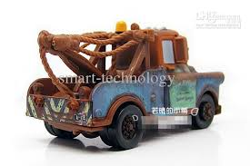 2019 PIXAR Cars 2 Toys Mater Tow Truck Time Bomb Version From Smart ...