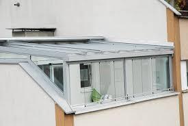 Wintergarten Faltbare Fenster Für Komplette öffnung
