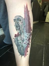 My New Techland Designed Dying Light Tattoo Has Just Been Revealed