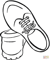 Small Picture Converse Shoes coloring page Free Printable Coloring Pages