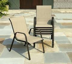 incredible art replacement slings for patio chairs ideas stack sling patio chair for 33 target re